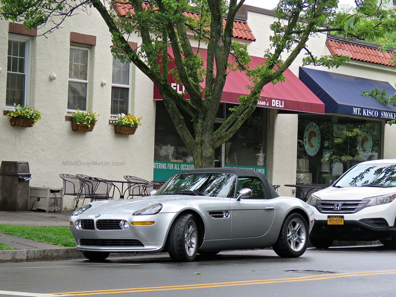 bmw z8 spotted in greenwich ct mind over motor