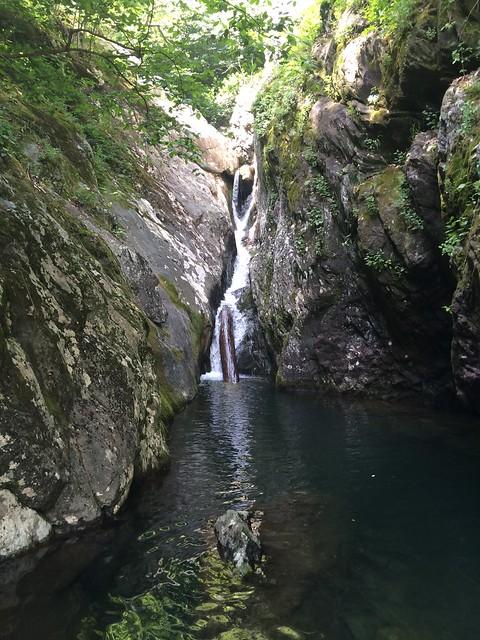 Swimming Hole along Cedar Run Trail