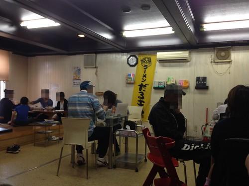 hokkaido-abashiri-ramen-darumaya-inside