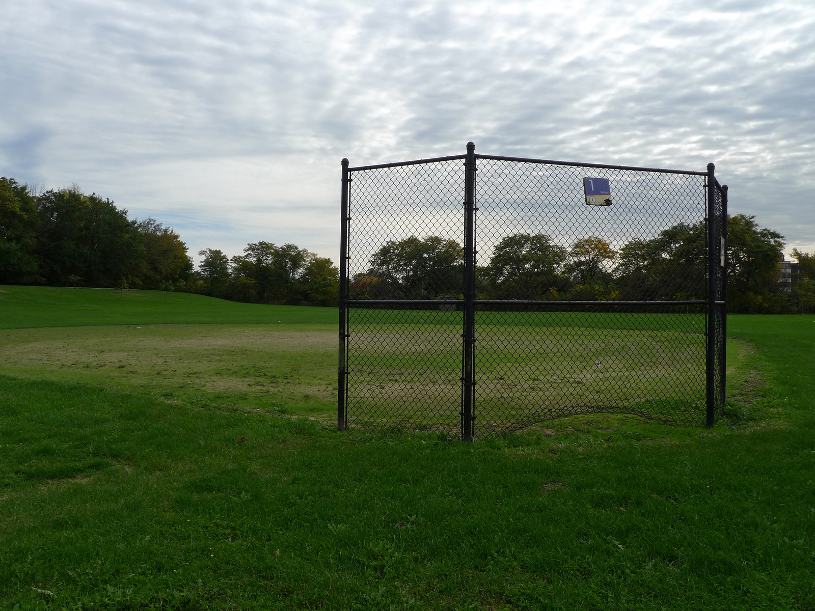 diamond reclamation (Columbus Park Ballfield #1) | by find myself a city (1001 Afternoons in Chicago)
