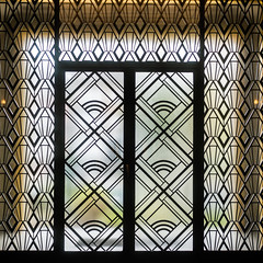 Motif Art Deco | The Villa Empain is a private house in the … | Flickr