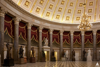 National Statuary Hall | by USCapitol