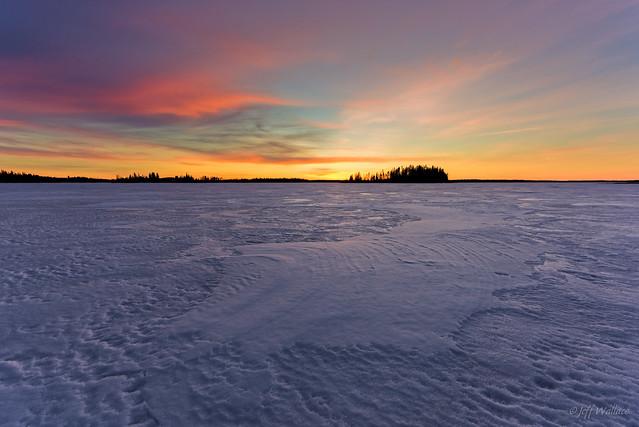 Elk Island Lake