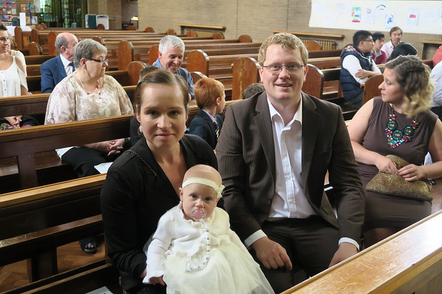 Christening 26th June 2016