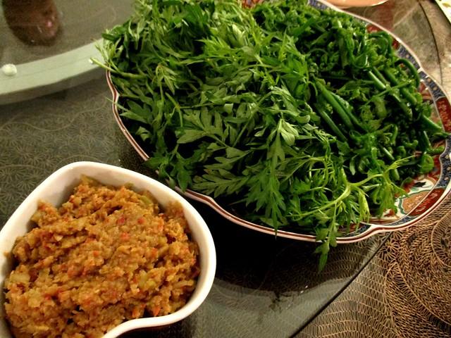 Ulam & sambal