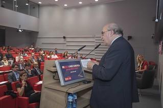Andreu Mas-Colell a la sessió inaugural