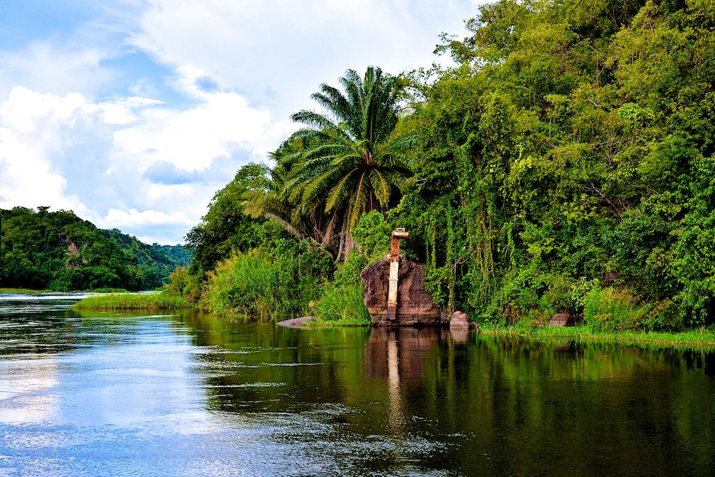 2014 >> Victoria Nile River, Uganda | Rod Waddington | Flickr