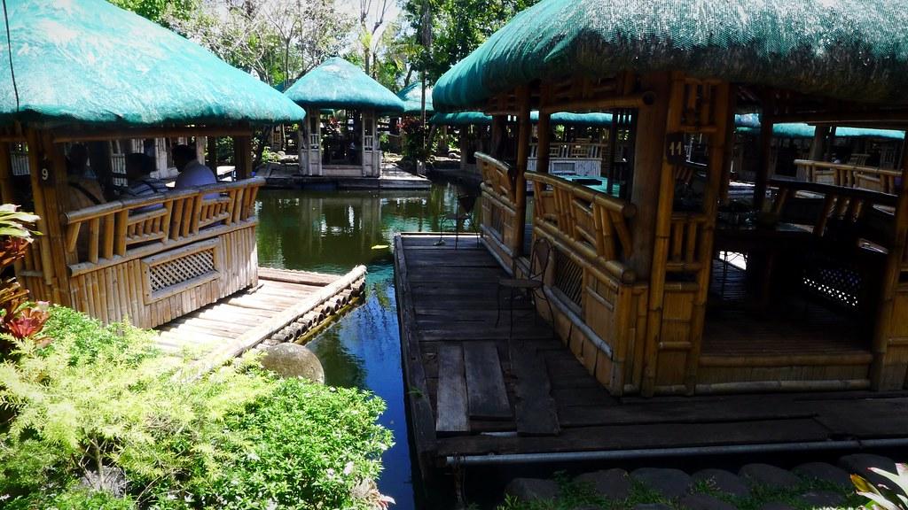 Nipa Hut Restaurant Nipa Hut Floating Restaurant