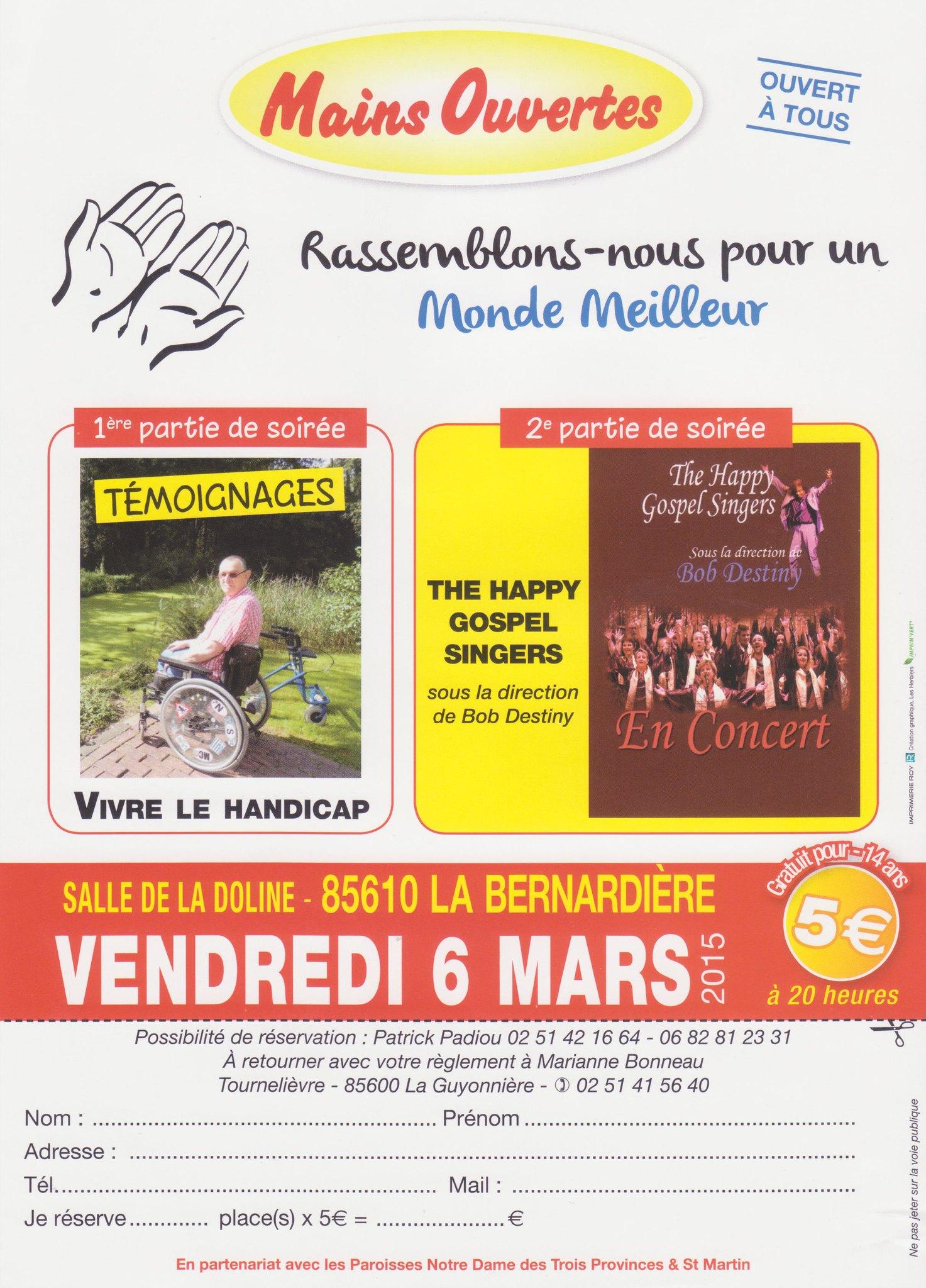 Concert La Bernardière 2015