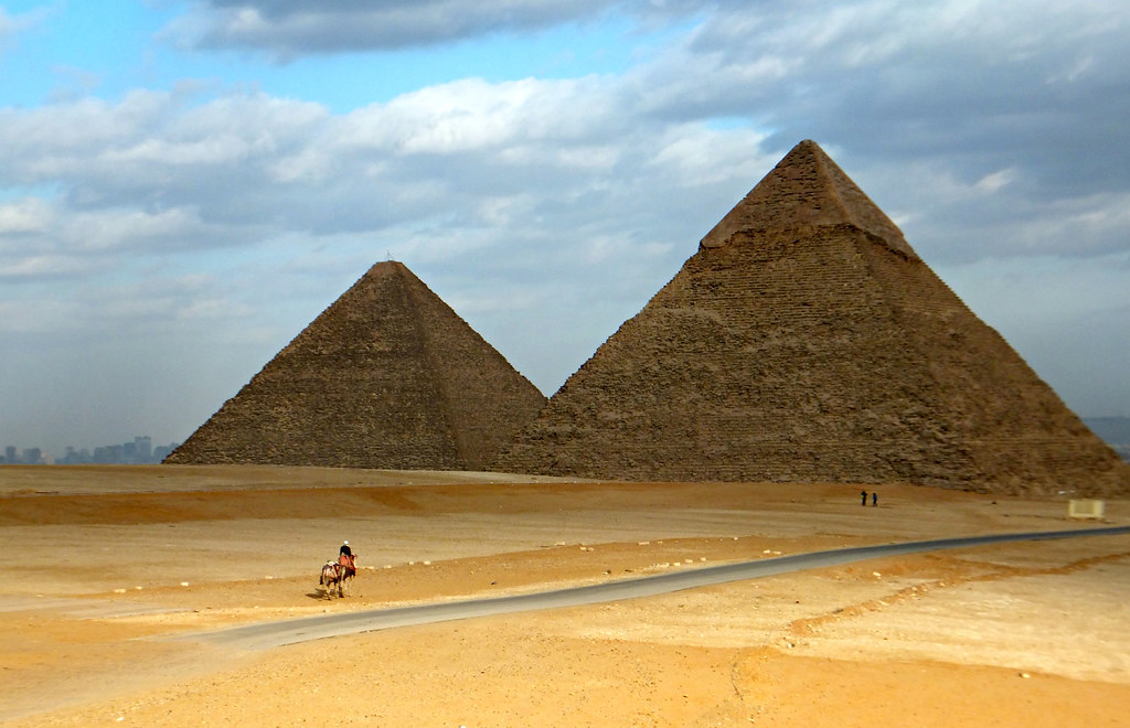 The Giza Plateau, Egypt 2015