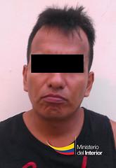 """Cinco detenciones tiene alias """"Trompudo Guillo"""""""
