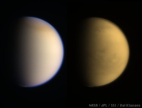 Above and Below Titan's Atmosphere #12 | by Val Klavans