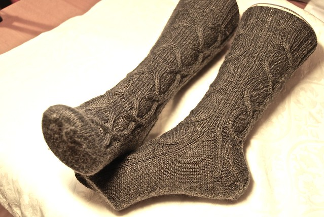 Gandalf socks