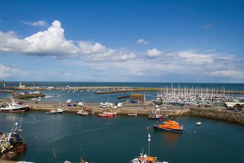 Looking Over Howth | by Heraldk