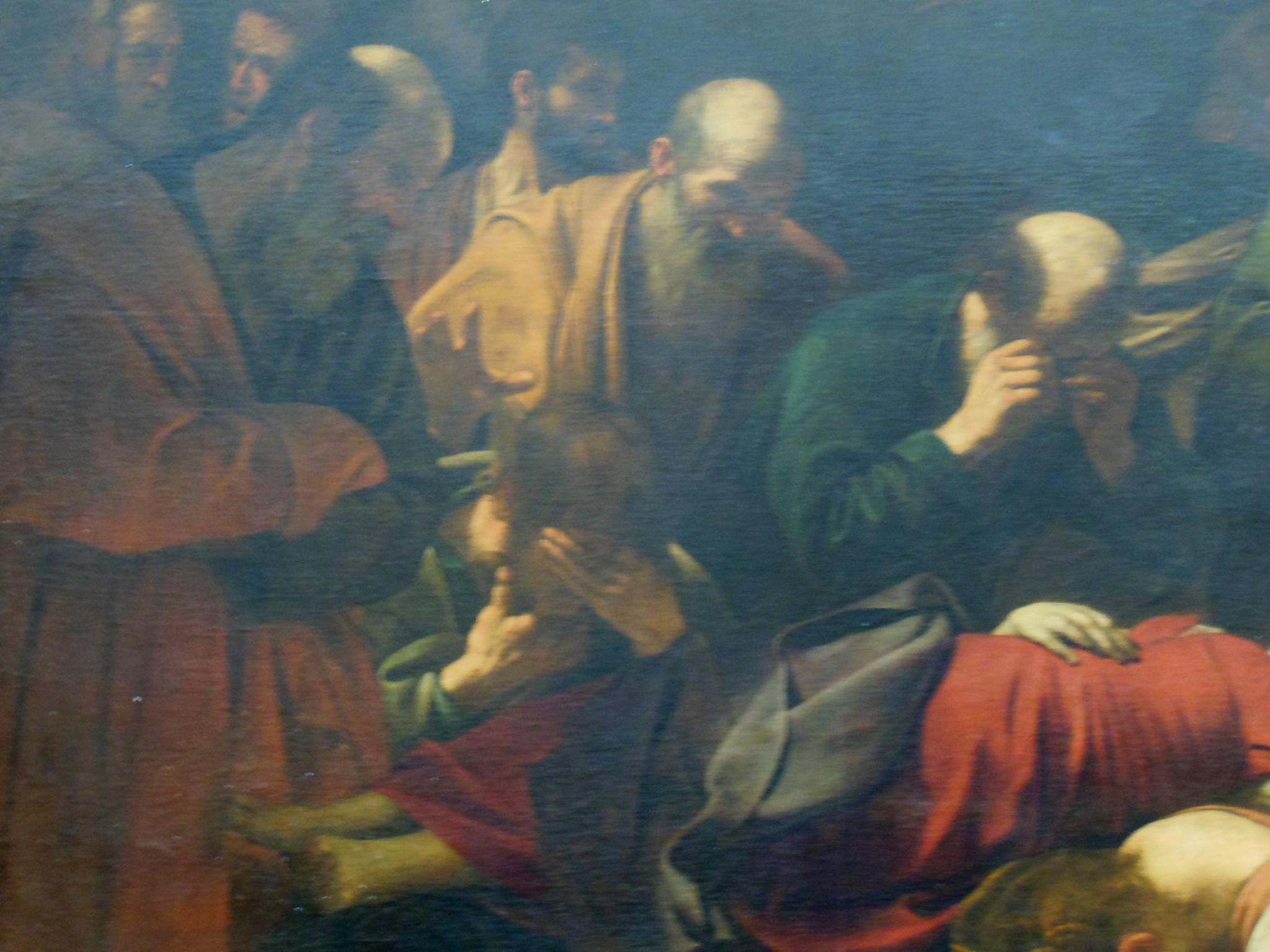 Realista Muerte De Virgen Maria