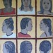 African art hairscuts Botswana