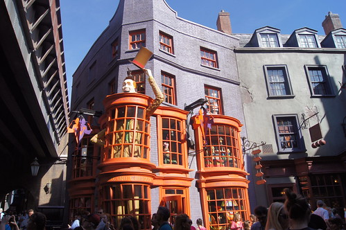 The Wizarding World of Harry Potter - Weasley's Wizarding Wheezes