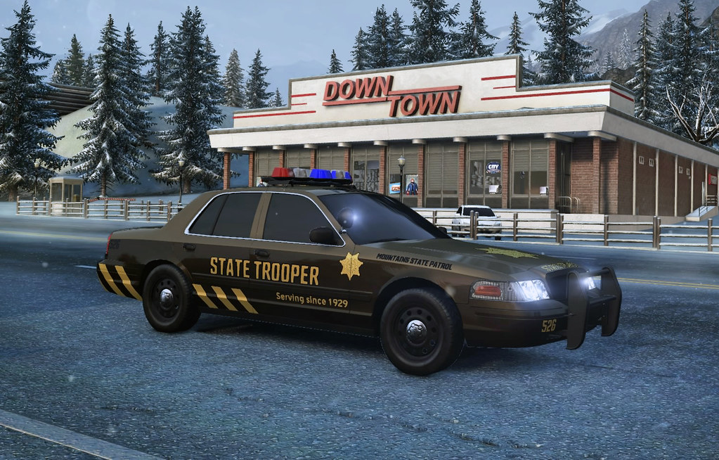 mountains state patrol the crew ps4 network mountains. Black Bedroom Furniture Sets. Home Design Ideas