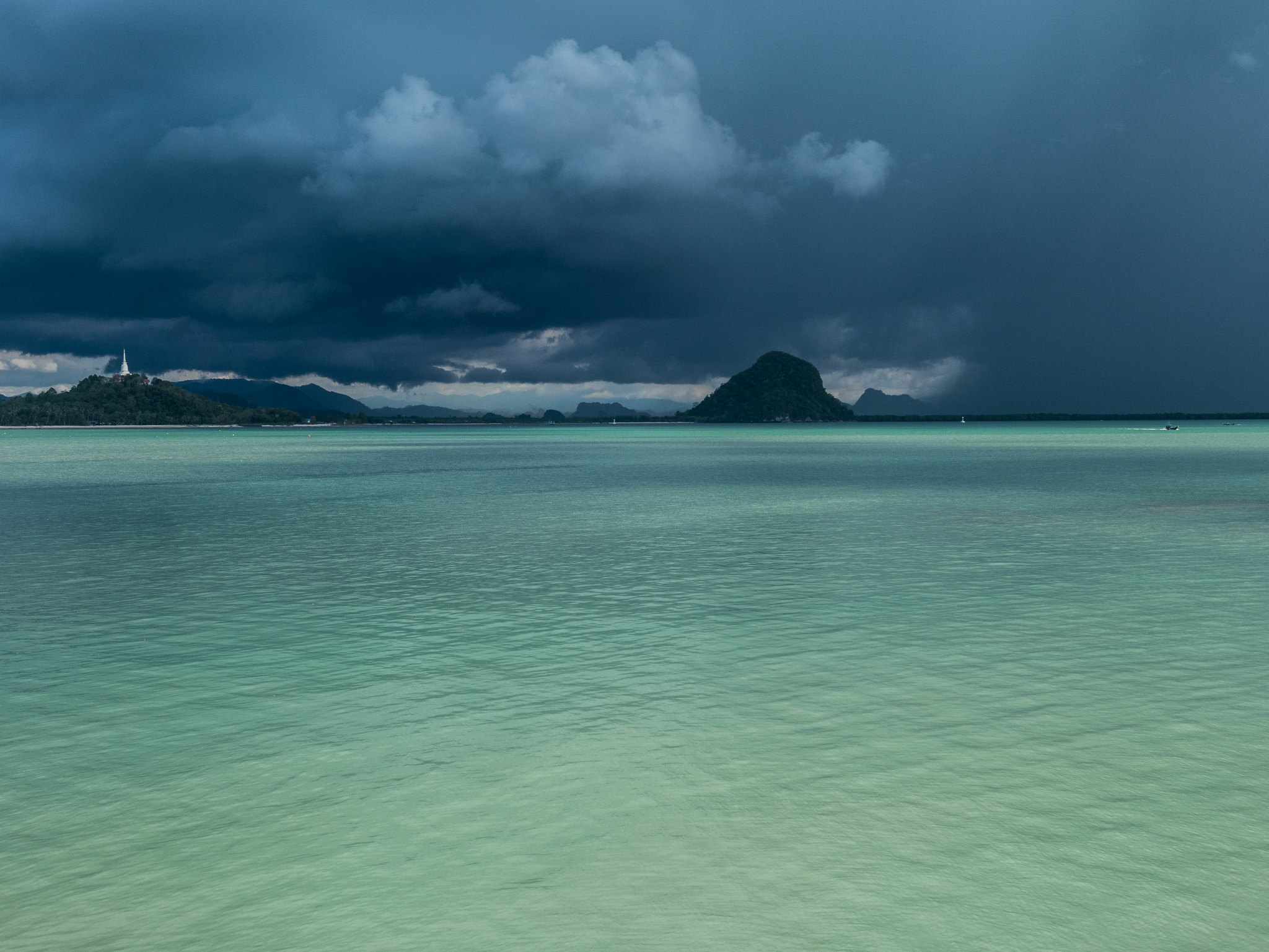 Cloud water