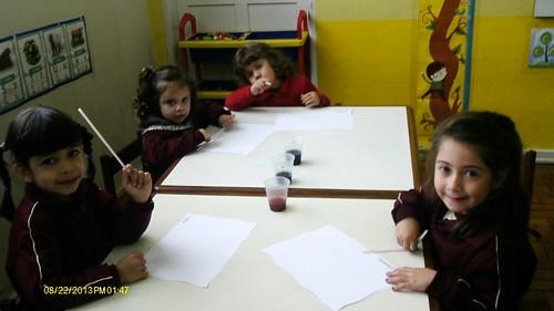 Atividades do Infantil (manhã)