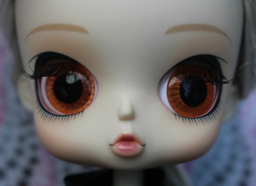 Byul Rhiannon face up
