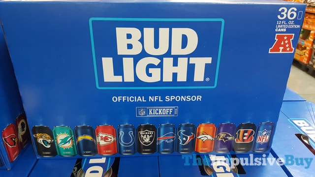 ... Theimpulsivebuy Bud Light NFL Limited Edition Cans | By Theimpulsivebuy