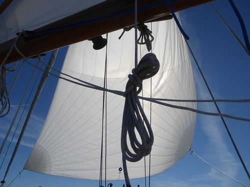 Spinnaker Sailing | by Sailing P & G