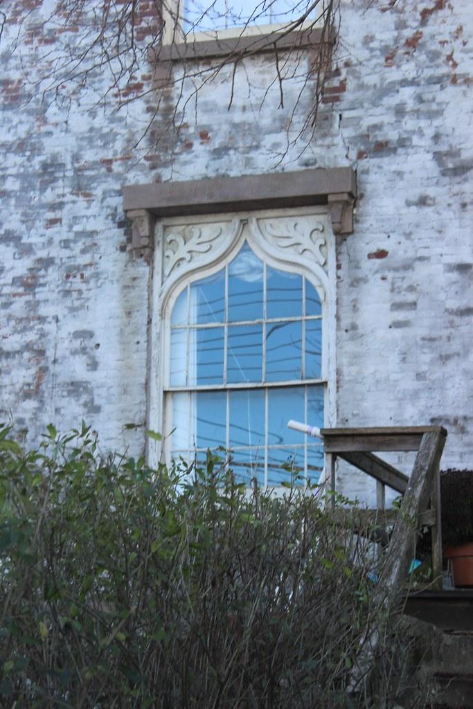 Barnes House Mariners Harbor Window Detail Stephen D Bar Flickr