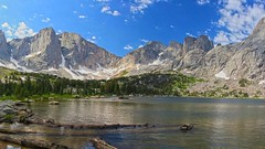 cirque of the towers wind river range wyoming more beaut flickr