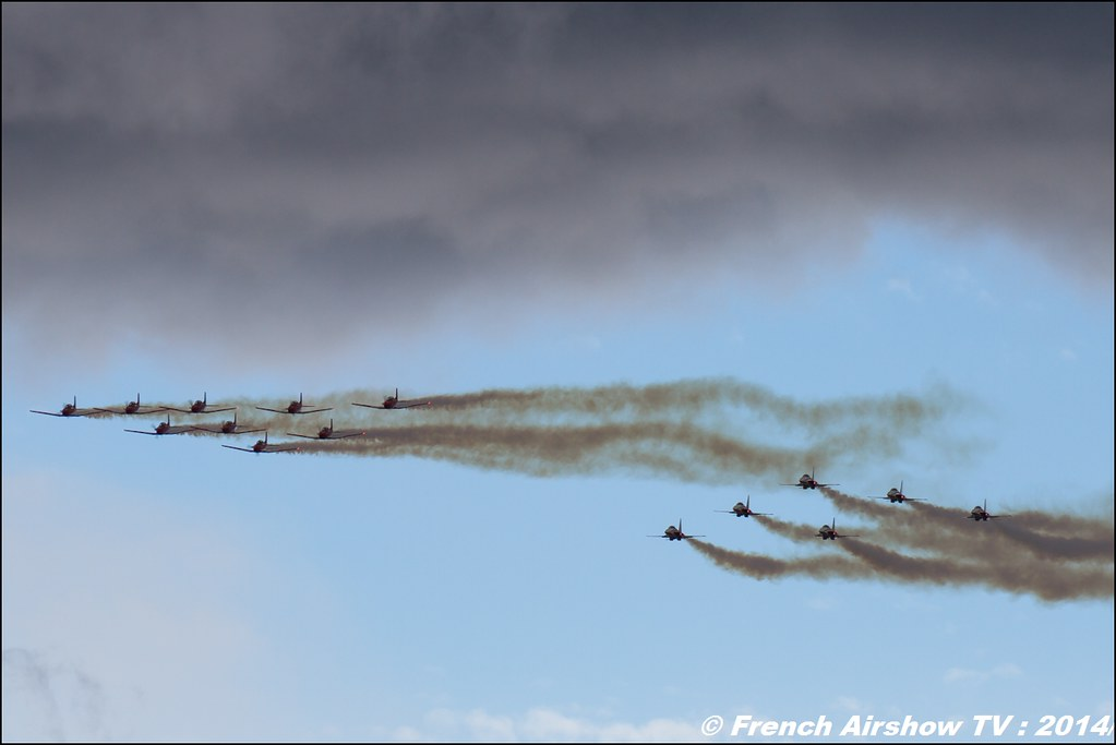 Patrouille Suisse & PC7 Team , AIR14 Payerne , suisse , weekend 1 , AIR14 airshow , meeting aerien 2014 , Airshow