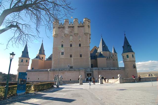 西班牙 塞哥維亞 Segovia Spain