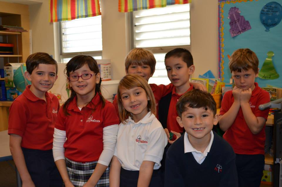 All Saint Catholic School Jupiter Fl National Catholic