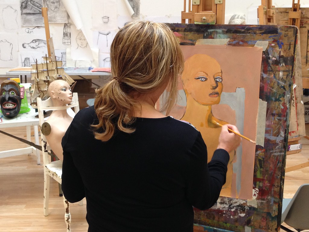 Glass Painting Courses Glasgow