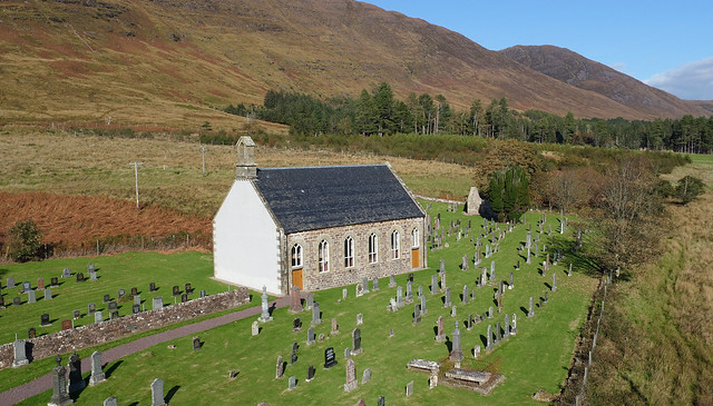 Clachan Church Applecross