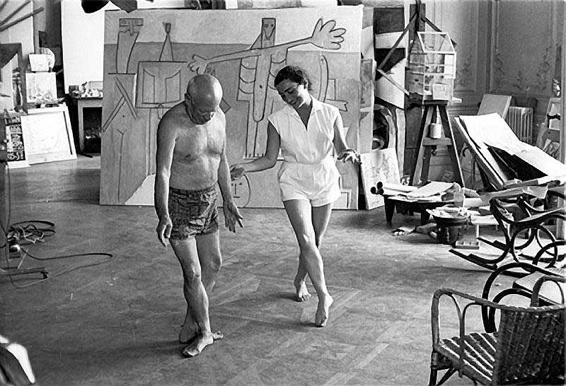 picasso-learning-ballet