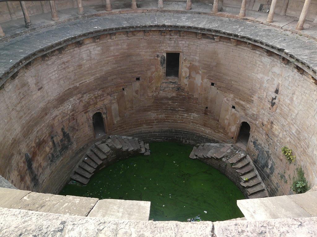Well In Gwalior Fort Varun Shiv Kapur Flickr