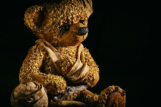 Injured Teddy Bear | by Digikuvaaja