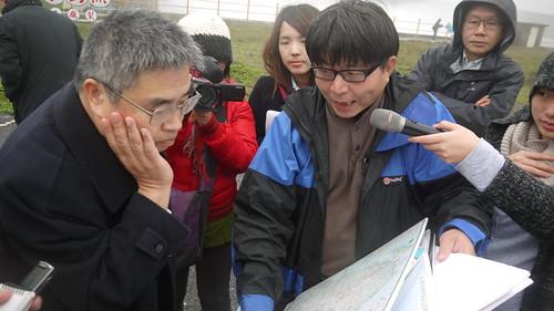 都司為北台灣核電廠地質環境感到擔憂