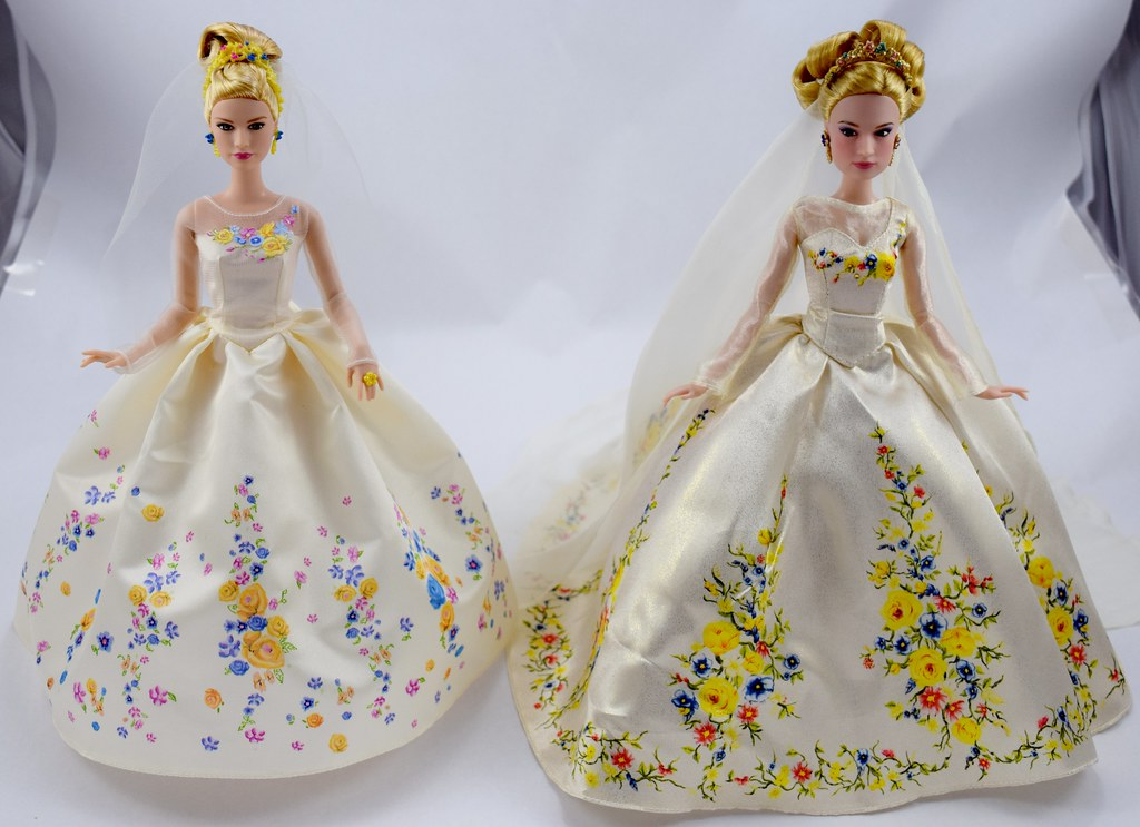 Wedding Cinderella Dolls