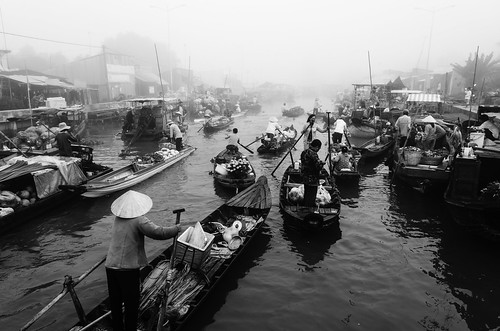 floating market | by CiaoHo