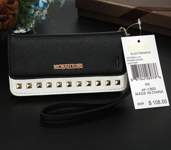 quality design 6d13b 77ee9 Michael Kors iPhone 6S leder flip case wallet Schutzhülle | Flickr