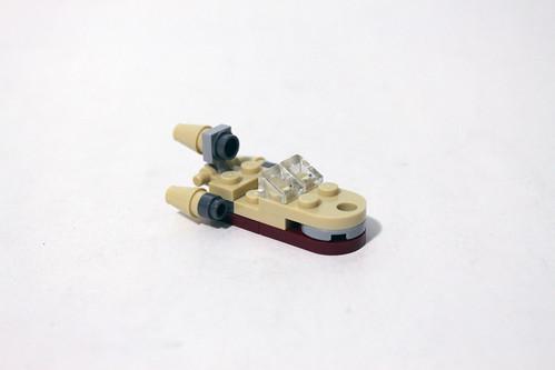 lego star wars landspeeder instructions