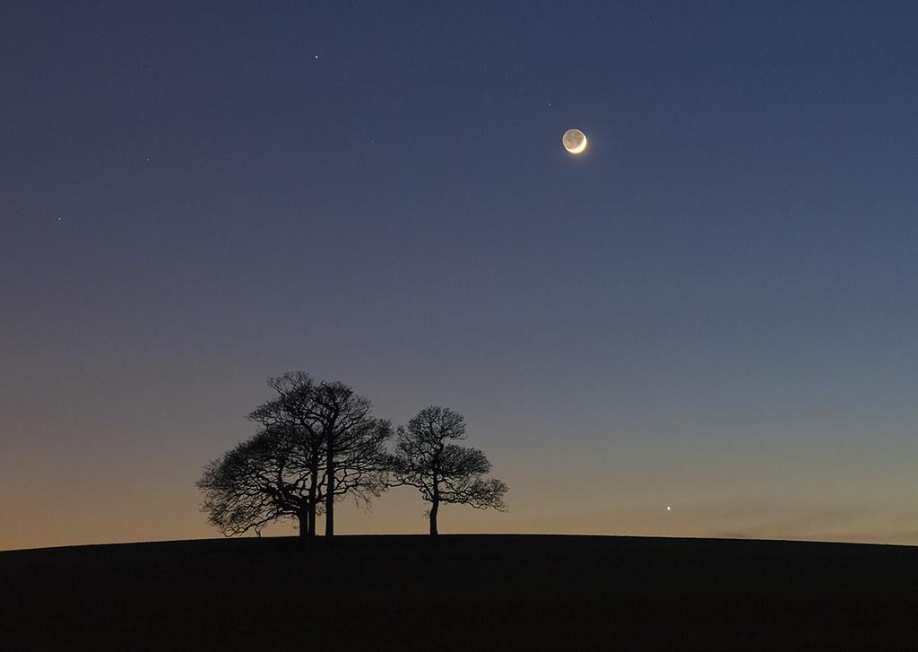 moon venus mars - 1024×727