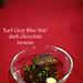 London Food Blog - Startisans, Covent Garden - Tasting Room, 'Earl Grey Blue Star' dark chocolate  mousse