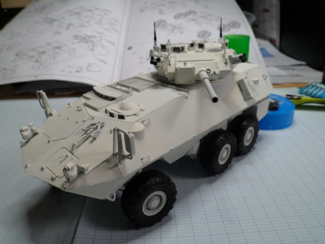 Pas-à-pas : AVGP Cougar Improved version [Trumpeter 1/35] - Page 2 28443982930_f3bb9fdc53_o