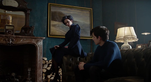 Miss Peregrine's Home for Peculiar Children - screenshot 6