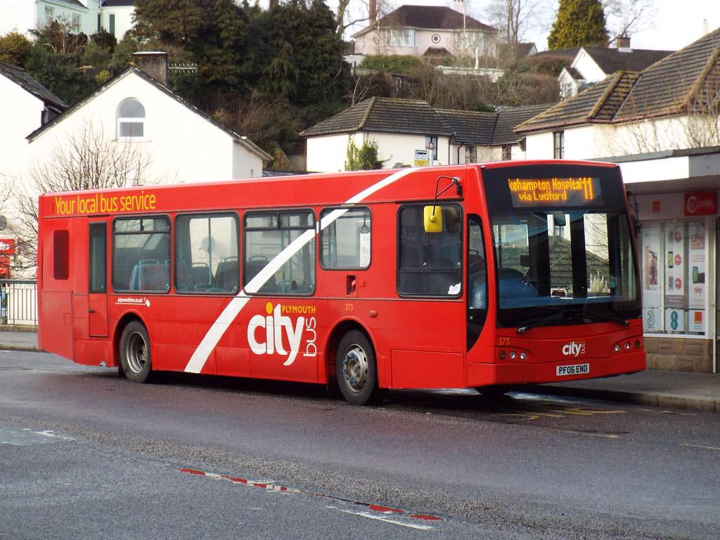 Okehampton to plymouth bus