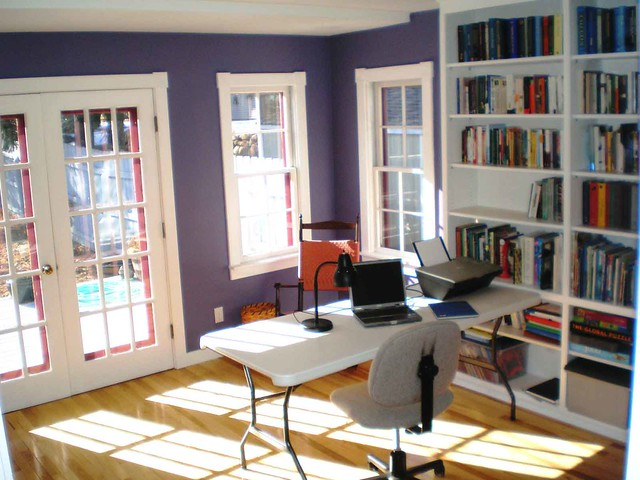 Family Home Office Design Ideas Pictures