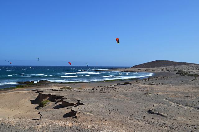 Costa Magallanes, formerly El Medano, Tenerife