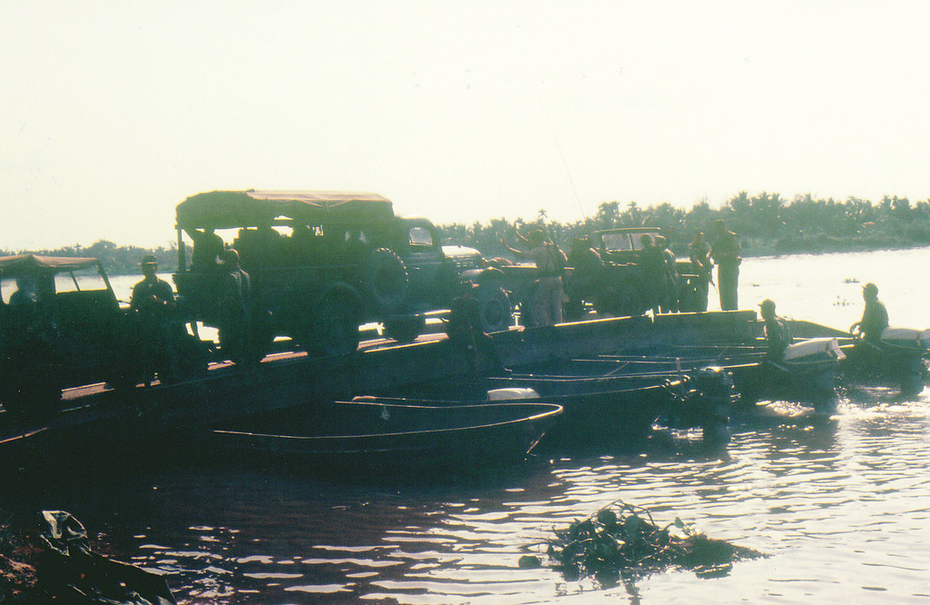 Vietnam War 1966 Arvn M151 Mutt Jeeps Amp Dodge M37 Truck